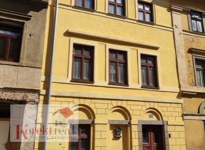 8 izb. RD Levoča – pekný zrekonštruovaný meštiacky dom !!!