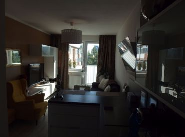PREDAJ - 2-izbový zariadený byt v NOVOSTAVBE na Račianskej ul. s vlastným parkovacím miestom