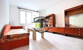 Ihneď voľný-prenájom-2-izb. byt-balkón-Staré Mesto-Nitra
