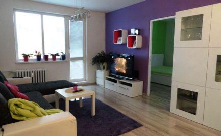 3 izbový, slnečný byt na ul. Družby v Banskej Bystrici