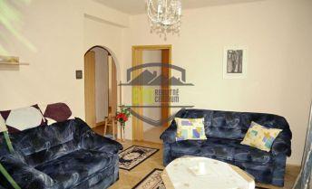 Predaj, 2 izbový ZARIADENÝ byt, 50m2, Topoľčany