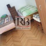 3 izbový byt na Čajkovského ulici, Bratislava I