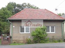 ACT Reality: Rodinný dom Kľačno, okres Prievidza