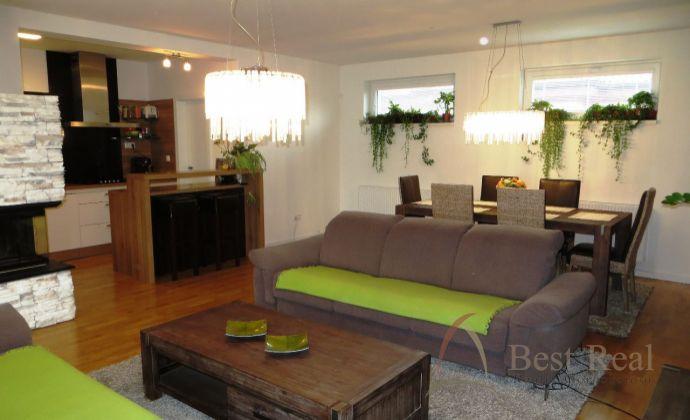 Best Real - prenájom novostavby rodinného domu v Zálesí, bývanie aj podnikanie pod jednou strechou.