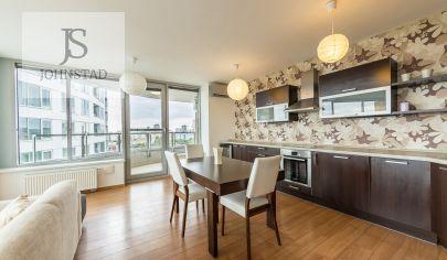# 3i byt # Tri Veže # moderné bývanie # praktická dispozícia  # atraktívny výhľad na centrum