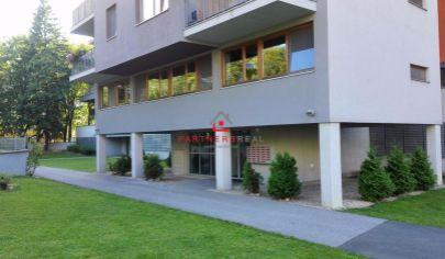 EXKLUZÍVNY moderný 4-izb MEZONET  / 202m2 / obklopený parkom, výťah, terasa / 51m2 / + parkovacie miesto v garáži, ul. Obrody,  KOŠICE - TERASA