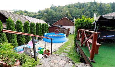 Exkluzívne útulný rodinný dom predaj, Košice-okolie, Veľký Folkmár