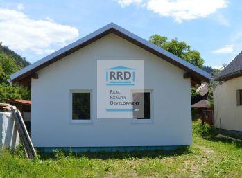 Novostavba bungalovu v Blatnici