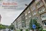 1 izbový byt na predaj v TEHLOVOM dome v blízkosti Račianskeho mýta www.bestreality.sk