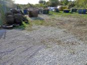 Spevnená plocha pre skladovanie / parkovanie v Nitre na prenájom