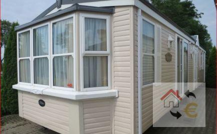 Mobilný dom typ A vhodný na celoročné bývanie, kompletne zariadený 44 m2
