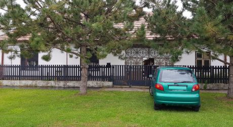Znížená cena. Rodinný dom v obci Bruty.