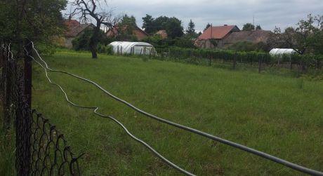 Predaj - Stavebný pozemok v obci Moča