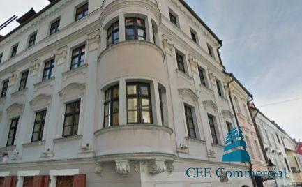 Kancelárske priestory na prenájom, Michalská ulica