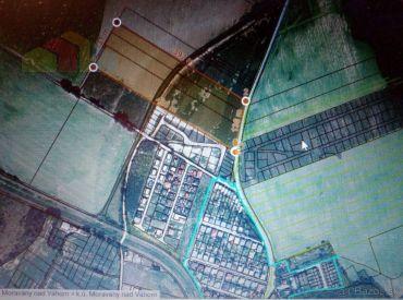 175091 Pozemok pri meste Piešťany 36,-/m2 -  Moravany nad Váhom - cca. 5 Hektárov
