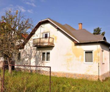 Rodinný dom, bývalé rekreačné stredisko s pozemkom 1275 m2