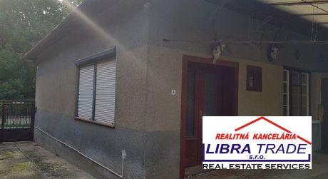 Na predaj rodinný dom v obci Belá