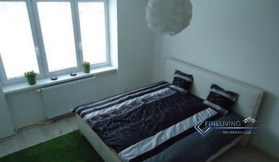 Hľadáte 3 - izb. byt v centre Nitry?