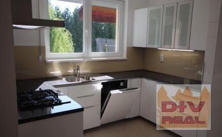 D+V real ponúka na prenájom: 5 izbový rodinný dom. Strmý vršok, Bratislava IV, Záhorská Bystrica, parkovanie, záhrada, nezariadený