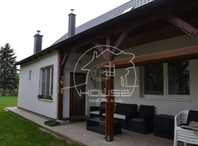 PRENÁJOM:  2 izb. rodinný dom, kompletne zariadený, BA IV Záhorská Bystrica