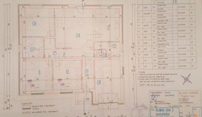 Novostavba rodinného domu v Kaplnej