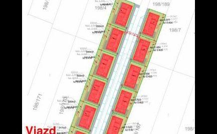 Veľký 38,27ápozemok na výstavbu RD v obci Oponice