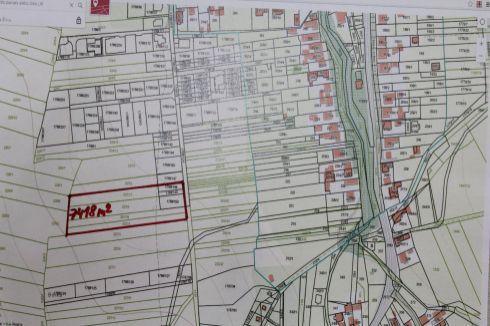Pozemok pre budúcu výstavbu 10 rodinných domov