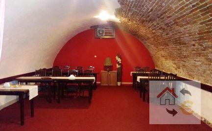 PRENAJATÉ DO 1.6.2019 - Reštaurácia U richtára, Hlavná 71, Prešov
