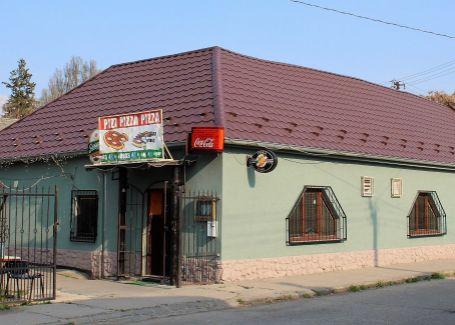 DELTA- zabehnutá reštaurácia s ubytovaním - Sládkovičovo, 559 m2.