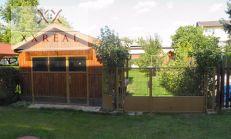 PREDAJ, záhrada s garážou v tichom prostredí