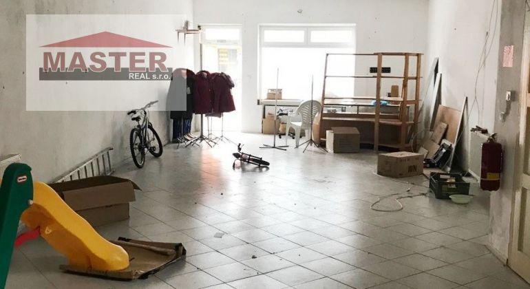 BN - na prenájom obchodno-skladovacie priestory na Zafortni