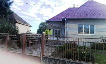 Žlkovce - 3-izbový rodinný dom - predaj