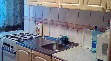 AKCIA! Predaj - čiastočne prerobený 2 izbový byt s loggiou na Košickej ul. v Komárne