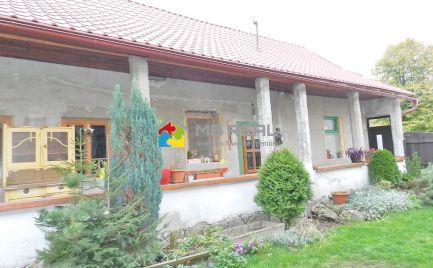 Rodinný dom, Voznica, pozemok 2 394 m2