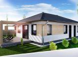 Predaj, 4i tehlový dom, 508 m2 pozemok