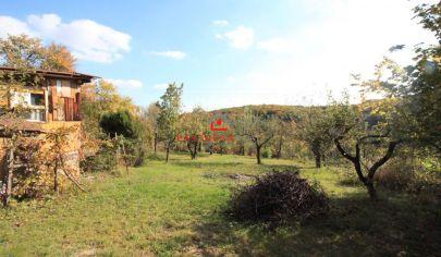 Exkluzívne, pozemok s chatkou,778m2, studňa, predaj, Košice-sever, Čermel ( pri suchej doline)