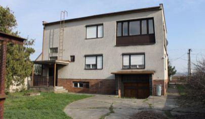 CHRABRANY 7 izbový rod.dom čiastočná rekonštrukcia, pozemok 1135 m2, okres Topoľčany