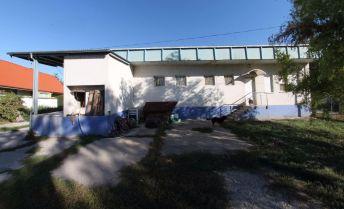 ZNÍŽENÁ CENA - predaj budovy potravinárskej výrobne Most pri Bratislave