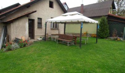 SUĆANY starší dom s elegantným slnečným pozemkom 2200m2, okr. Martin