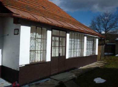 MAXFINREAL: Starší rodinný dom na Veľkej Lehote