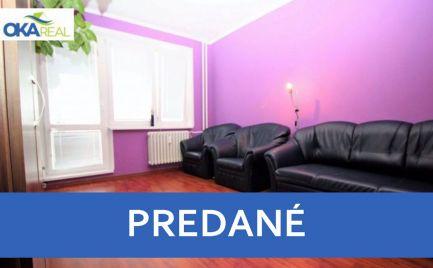 EXKLUZÍVNE 3 izb. byt na Brezovci