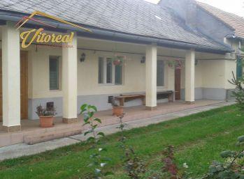 REZERVOVANÉ - Predáme rodinný dom - Maďarsko - Gonc