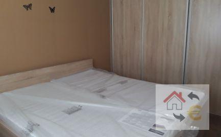 PRENAJATÉ DO 1.8.2021 - 2 izbový zariadený byt s balkónom Sekčov Sibírska