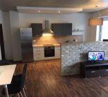 Nadštandardný komplet zariadený 3-izbový byt v novostavbe, terasa,pivnica, parkovanie, Petržalka