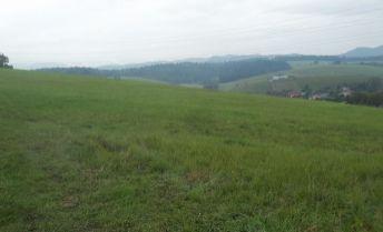 Ponúkame na predaj pozemky vhodné na bytovú výstavbu o celkovej rozlohe 8651 m2 Žilina-Bánová