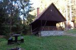 Chata,Podbanské 31 m2,vlastný pozemok 391 m2.