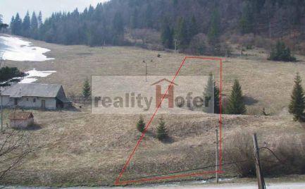 Pozemok v rekreačnej oblasti Mlynky - Biele vody, Slovenský Raj