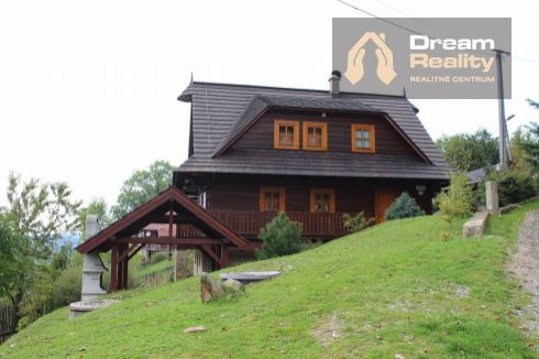 Romantická chalupa v Oščadnici v blízkosti lyžiarského strediska