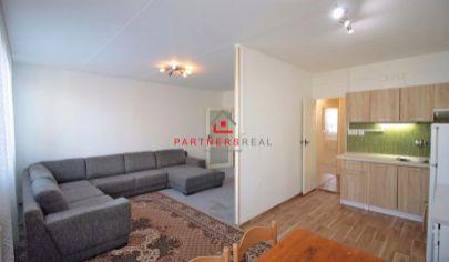 Na Prenájom: Pekný a priestranný 3-izbový byt s veľkou Loggiou (6m2), Kežmarská ul., Košice - Západ / Terasa