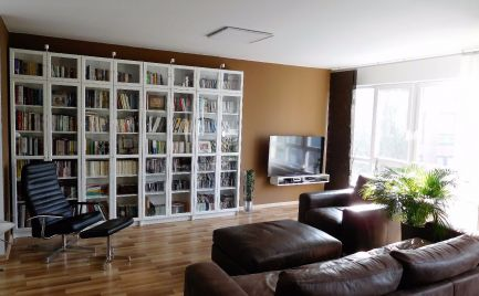 Predaj 4 izbového luxusného bytu s loggiou v Ružinove